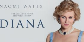 Diana – The Royal Trailer Is Here Your Highness