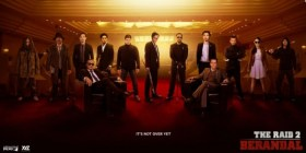 The Raid 2 – Kicks Some Ass in its First Trailer – O Hell Yea