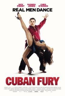 Cuban Fury poster