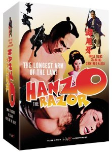 Review: Hanzo the Razor Trilogy