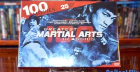 Review: 100 Greatest Martial Arts Classics Collection