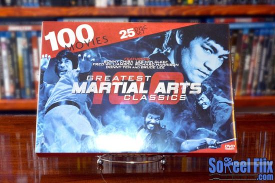 100 boxset banner - srf