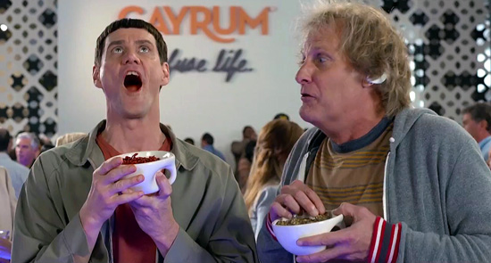 Dumb and Dumber To - Screen