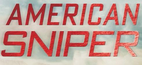 American Sniper - Banner