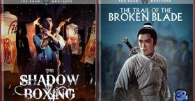 2 Upcoming Shaw Brothers Films Releasing in U.S.