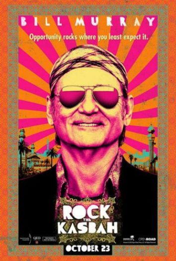 Rock The Kasbah - poster - srf