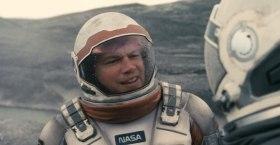 The Martian Starring Matt Damon Gets Trailer – Check it out