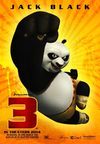 Kung Fu Panda is Back in Kung Fu Panda 3 to Deal with Father Issues - Trailer