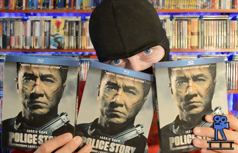 Giveaway: 3 Copies of Police Story: Lock Down on Blu-Ray (Ended)