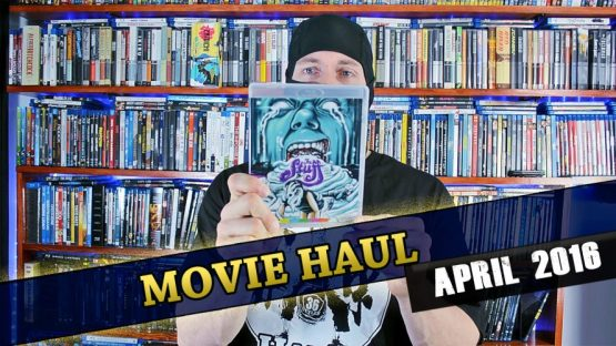 Movie Haul April 2016