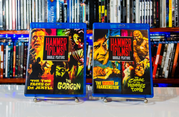 Review: Hammer Films Double Feature's (Mill Creek Entertainment)