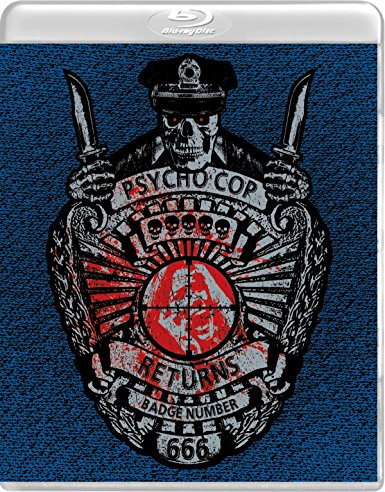 Review: Psycho Cop Returns (Vinegar Syndrome)