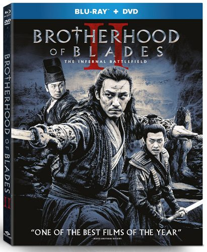 Review: Brotherhood of  Blades II (Well Go USA)