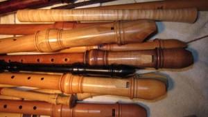voice flute, sopranino's, alto's and one Ganassi soprano blank on www.sorel-recorders.nl
