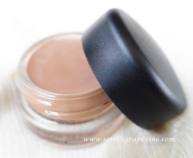 MAC Paint Pot Groundwork - Swatch and Review