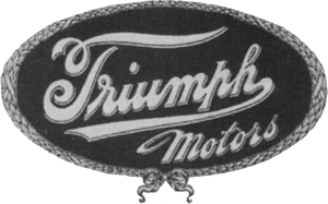 1914 Broader Triumph Script in Oval