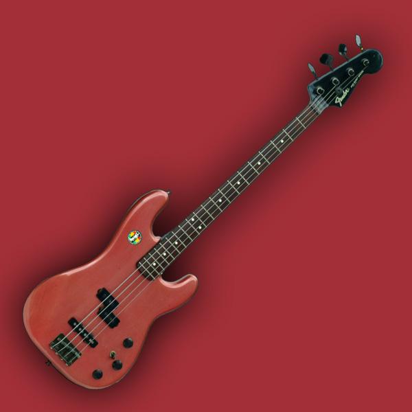 Guitare basse Fender Jazz Bass Special