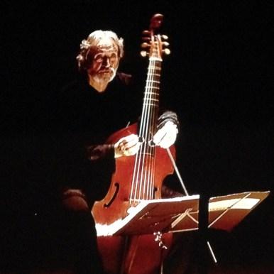 Jordi SAVALL en concert en Bretagne