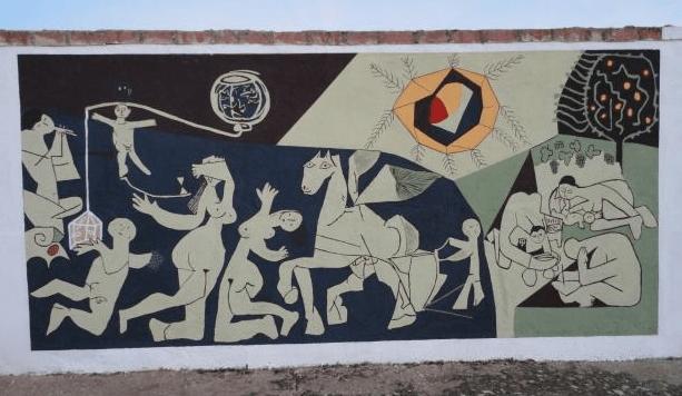 Caltojar y Picasso