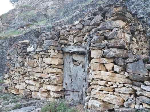 Construcciones de piedra