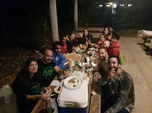 Camping en soria