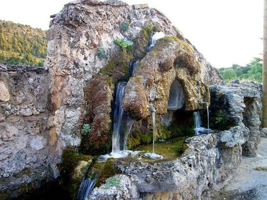 Fuente de Chaorna