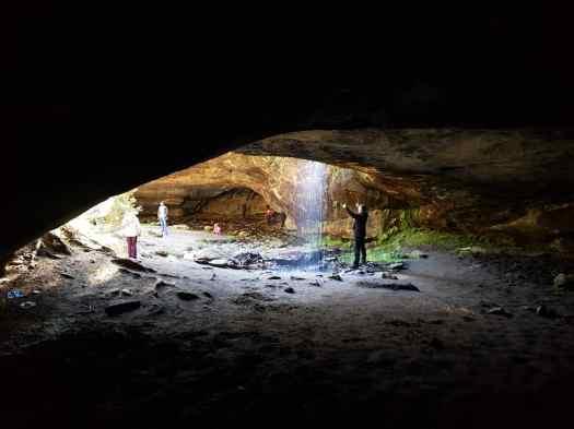 Cueva Serena. Lugares más curiosos de Soria