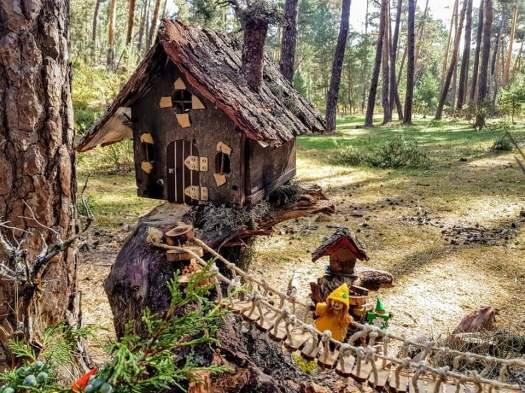 Casas de gnomos y duendes. Lugares más curiosos de Soria