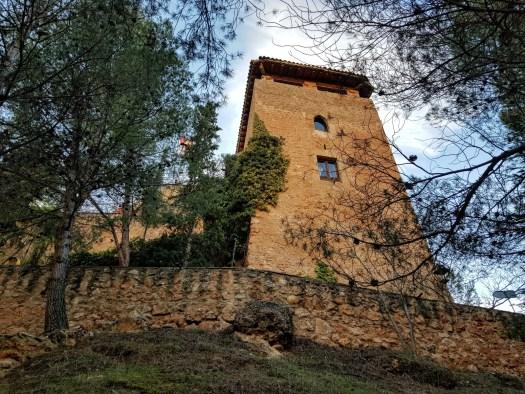 Castillo reconvertido a posada