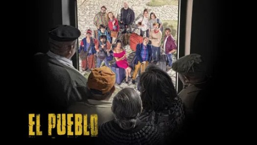 """Escenarios de la Serie """"El Pueblo"""""""