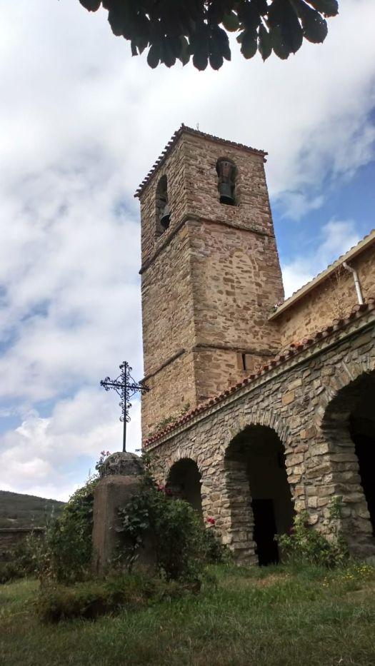 Iglesia de Matasejún