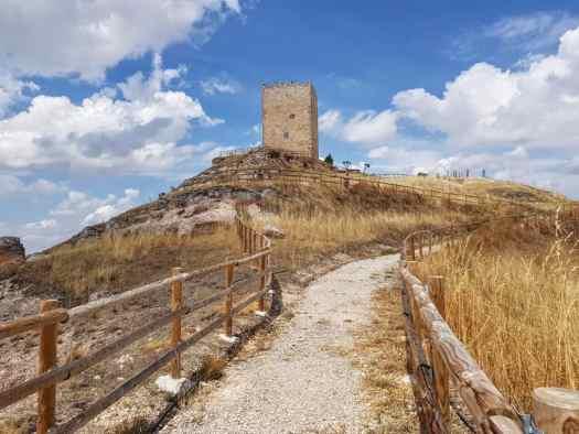 """Torre del Castillo """"El Cubo"""""""