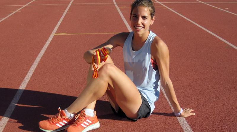 Marta Pérez logra la mínima para el Mundial de Doha