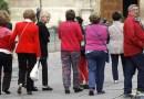 Los 22.500 pensionistas sorianos cobrarán 8,3 euros más al mes