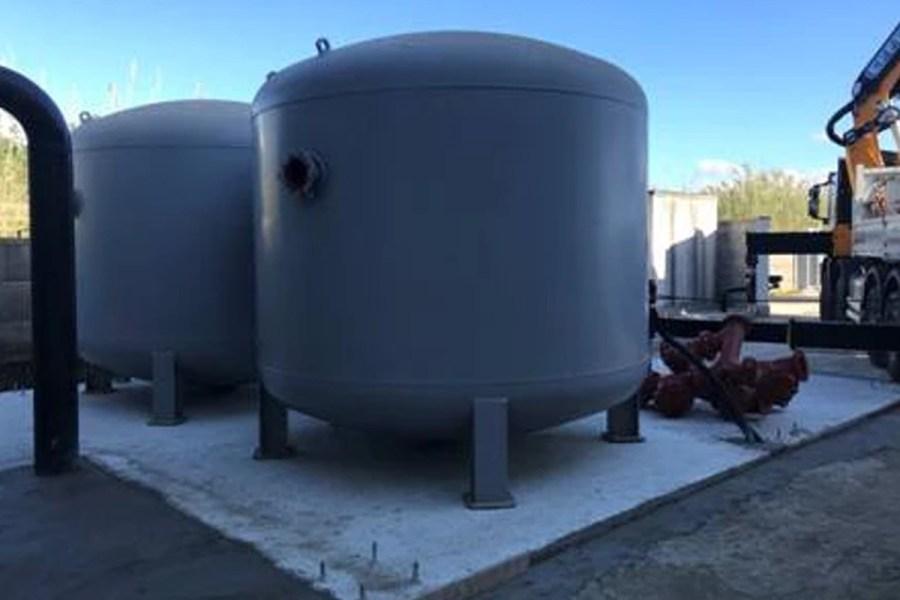 Medma, iniziata la costruzione della seconda sezione filtrante per abbattere ferro e manganese presente nella falda 05 5