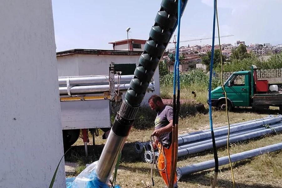 Emergenza idrica per eccessivi consumi e guasti alla rete di approvvigionamento 39 1
