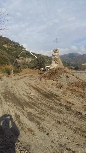 Riavviato l'acquedotto Menta. Immissione acqua sarà graduale 79 287x510