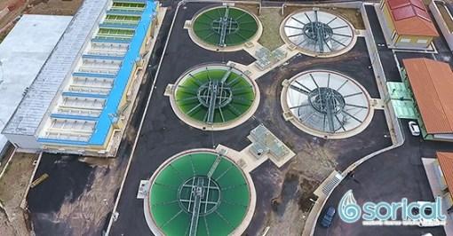 Impianti di potabilizzazione le zone servite dal menta Le zone servite dal Menta Mimpianti 05 510x266