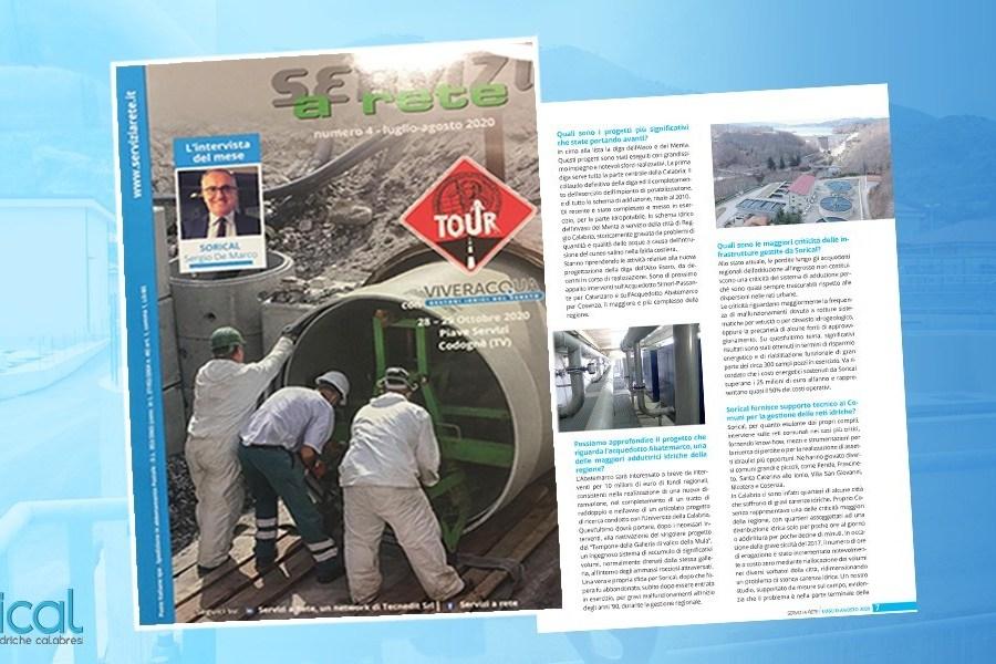 """[object object] De Marco: """"Piano da 500 milioni per gli acquedotti"""" Slide"""
