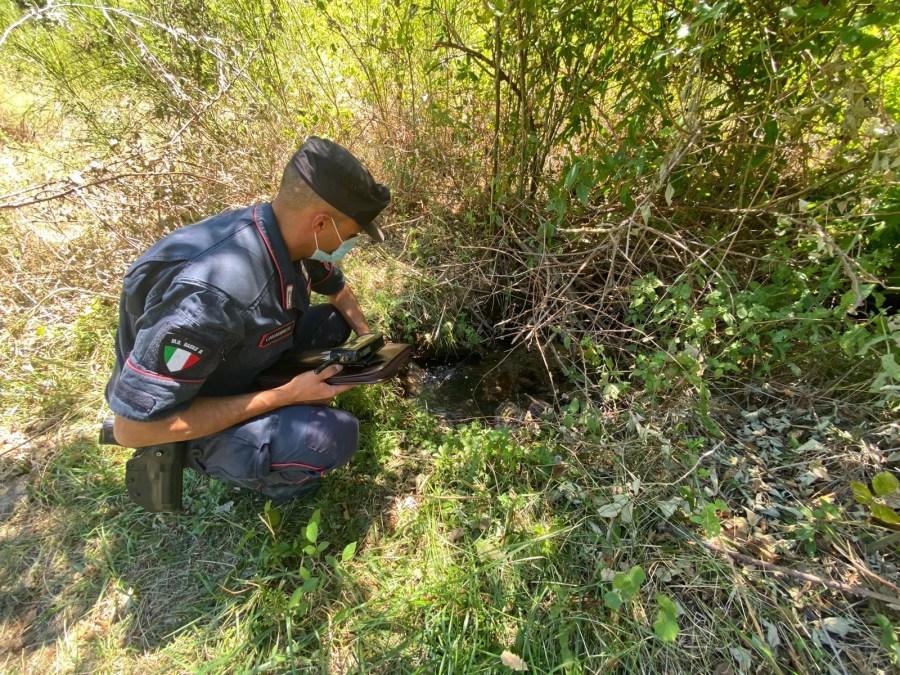 Trepido' e Cariati, carabinieri in azione per l'acqua a0eb533e 31ae 4313 853b 17704d70720b