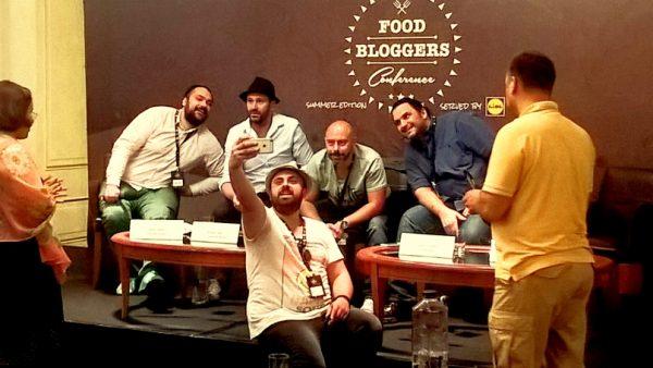 Food Bloggers Conference  si un an de food blogging