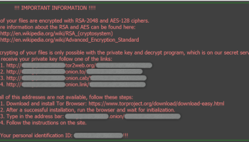 Social engineering at its best: ransomware delivery methods