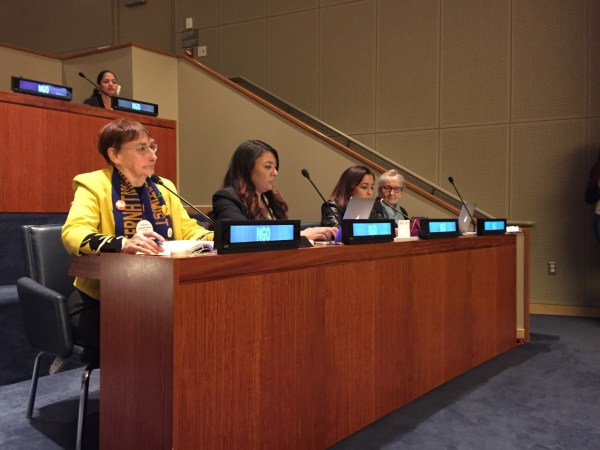 SI at interactive expert panel discussion CSW61 ...