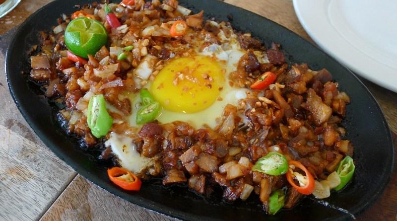 フィリピンの食文化 辛いスパイス