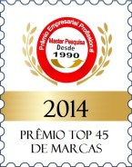 premio top 45 marcas dentista