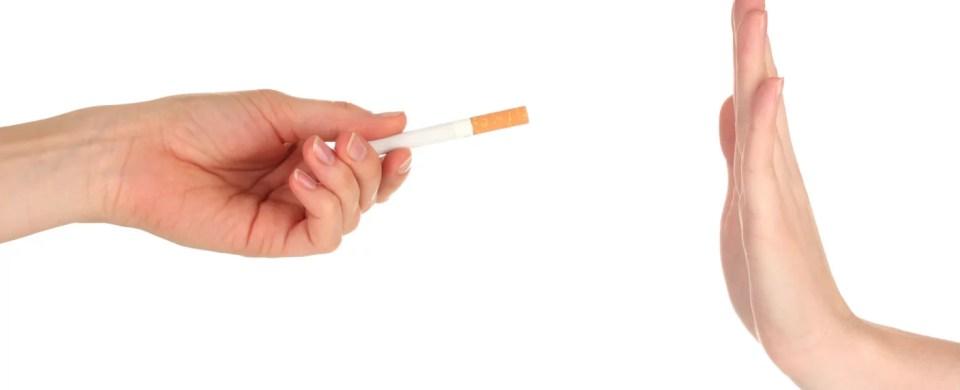 implante dentario X cigarro