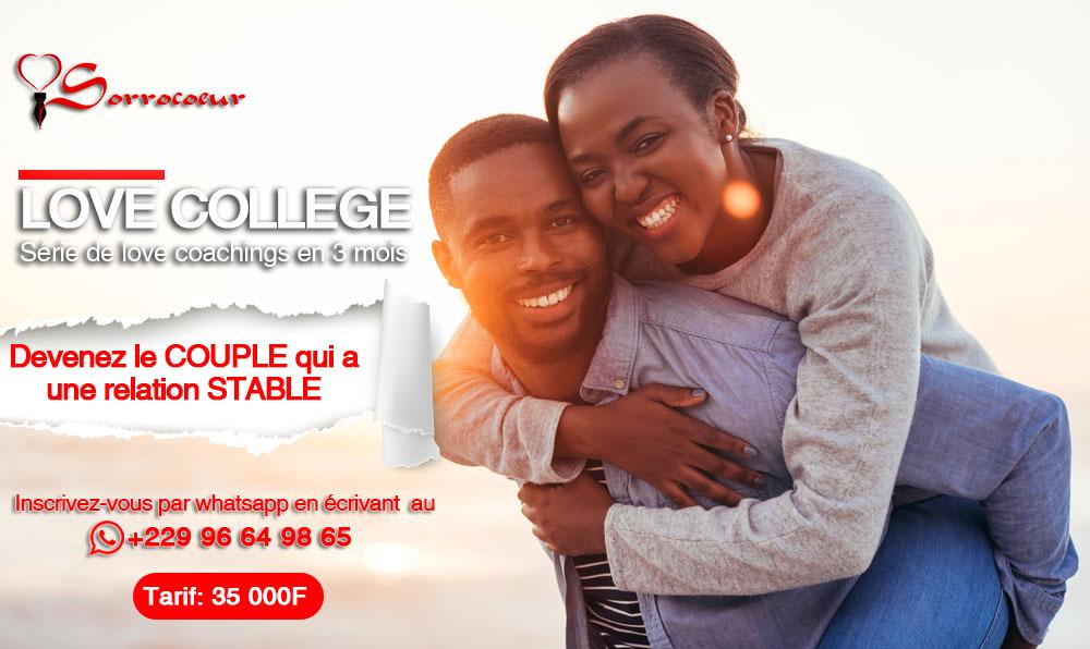 Love college couple