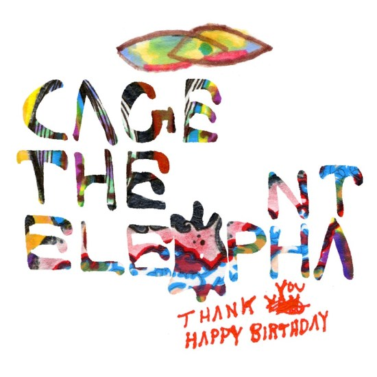 cage the elephant thank