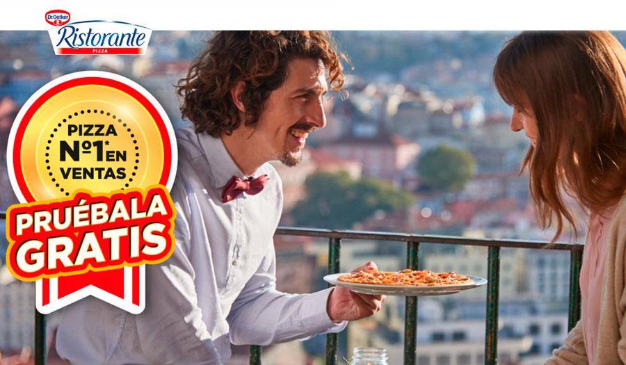 Prueba gratis pizza ristorante