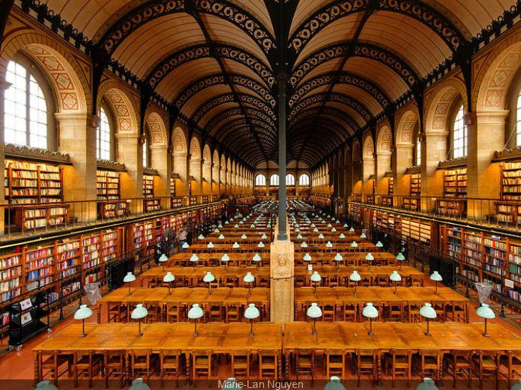 bibliotheques paris sorties